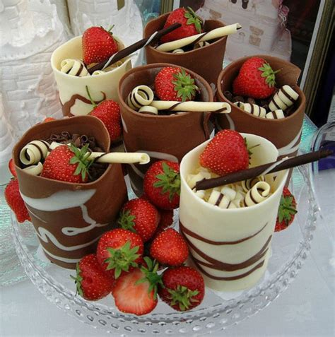 dessert with strawberries this chocolate and strawberry dessert is simply yummy
