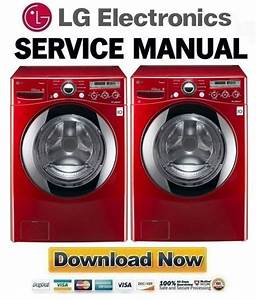 Lg Wm2650hra Service Manual  U0026 Repair Guide