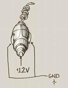 Red 12 Volt Cigarette Lighter Wire Diagram