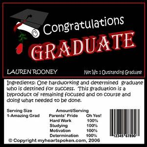 graduation candy wrappers graduation party ideas With free printable graduation candy bar wrappers templates