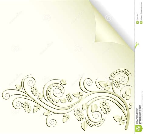 cream color background stock vector illustration