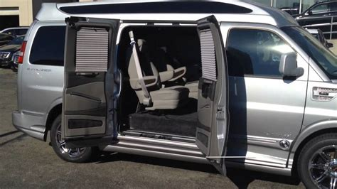 2015 Gmc Custom Explorer Conversion Van For Sale In Ny