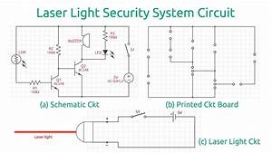 Working Explanation Of  U0026 39 Laser Light Security Alarm