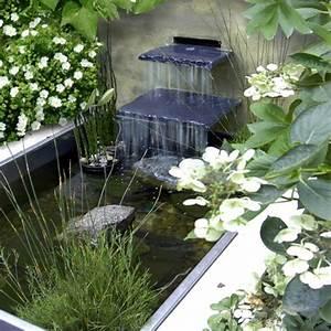 Fontaine De Jardin Jardiland : cascade et fontaine de jardin 69 d co pour les moments ~ Melissatoandfro.com Idées de Décoration