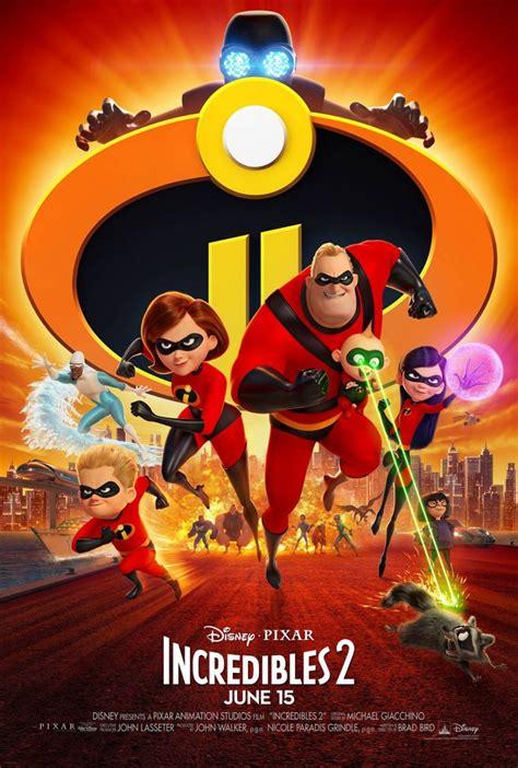 Incredibles 2 Dvd Release Date November 6, 2018