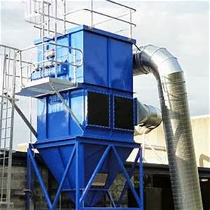 Grain & Food Processing - Dust Collection Services