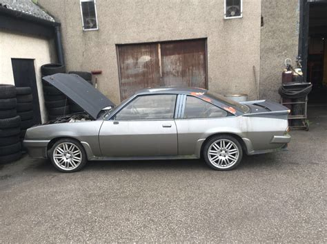 Opel Manta For Sale by D Plate Opel Manta Gte Coupe 1987 For Sale Cars For Sale