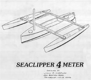 Seaclipper 4M New Folding Trimaran From John Marples