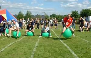 outdoor team building activities school sports day