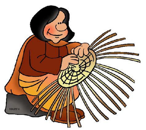 types   purposes  native american baskets