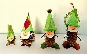 Basteln Kindern Weihnachten Tannenzapfen : weihnachten basteln ~ Whattoseeinmadrid.com Haus und Dekorationen