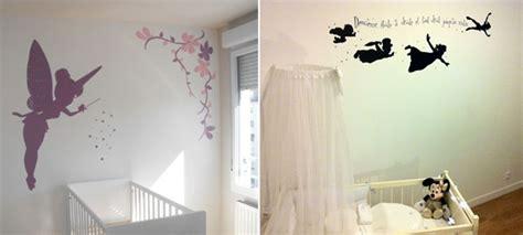 b b chambre le pochoir mural chambre bébé personnalisez la déco sans