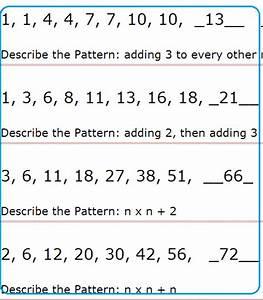 Worksheets. Geometric Patterns Worksheet. Opossumsoft ...