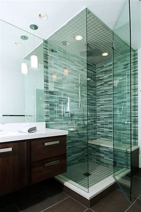 green bathroom tile ideas shower tile ideas for a lovely bathroom decozilla