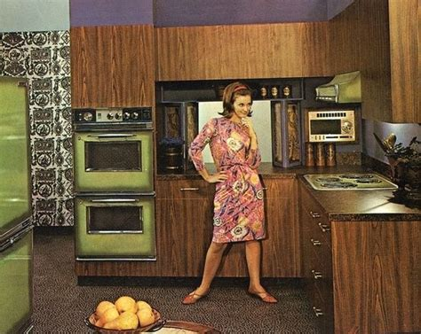 17 Best Images About 1960s Kitchen On Pinterest View