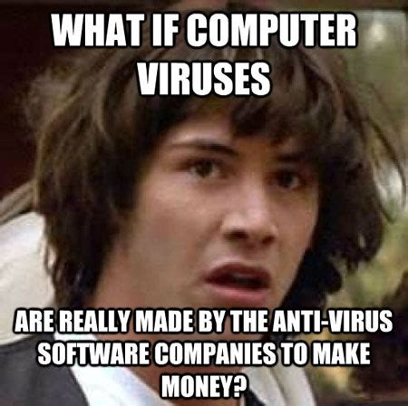 Virus Memes - 25 most funniest computer memes that will make you laugh