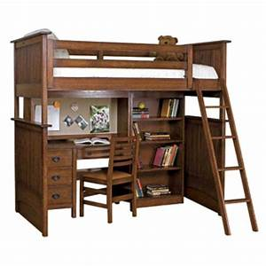 Bunk Beds for Kids with Stairs and Desk Fresh Bedroom ...