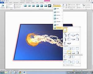 How To Edit Pictures In Microsoft Word 2010