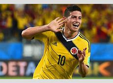 Man United Given Massive Boost In Pursuit Of James Rodriguez