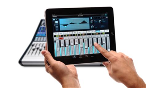 ipad mixing desk app ipad apps for digital mixing consoles datarhyme