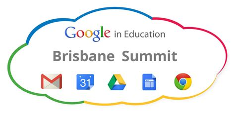 google apps  education brisbane summit