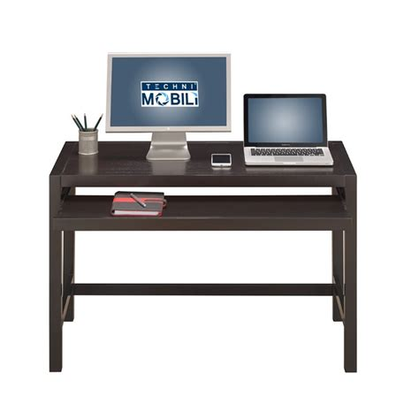 matching office desk accessories techni mobili matching desk with keyboard panel and chair