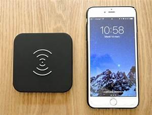 Chargeur Qi Iphone : chargeur sans fil qi iphone x o acheter le meilleur ~ Dallasstarsshop.com Idées de Décoration