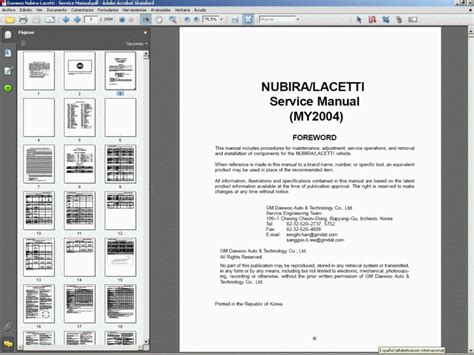 motor repair manual 2000 daewoo nubira electronic throttle control daewoo lanos service manual download