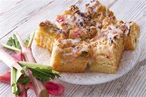Rabarberu kūka bez miltiem un sviesta   Receptes