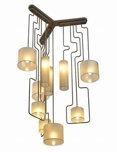 Grand Lustre Design : grand lustre design zig g happy french factory ~ Melissatoandfro.com Idées de Décoration