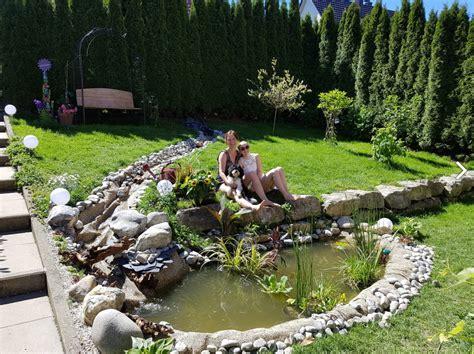 Gartenteich Mit Bachlauf Anlegen 2251 by Gartenteich Bachlauf Bachlauf Gestalten Bachlauf Anlegen