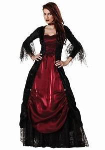 Halloween Kostüm Vampir : deluxe women 39 s vampire costume womens halloween vampire ~ Lizthompson.info Haus und Dekorationen