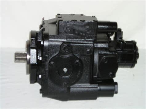 Hydraulic piston pump Sundstrand -Sauer-Danfoss - GARmi ...