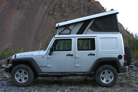 jk tent top roof tent camper jeep wrangler jk  door