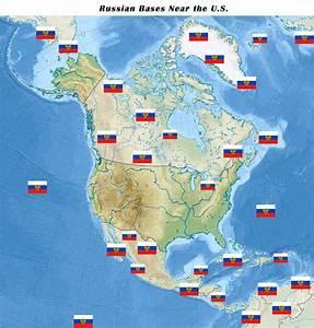 Russian, Bases, Springing, Up, In, America, U0026, 39, S, Backyard