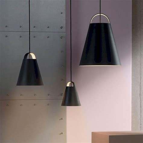 Above Pendant Light Black