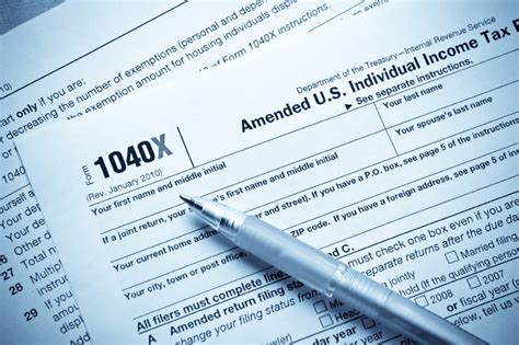 does the irs contact you by phone how to amend your federal tax return if you made a mistake