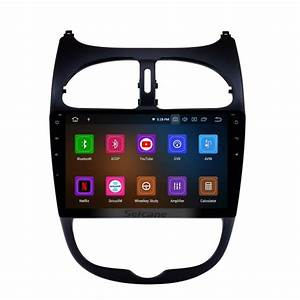 9 Inch Android 10 0 Touchscreen Autoradio For 2000