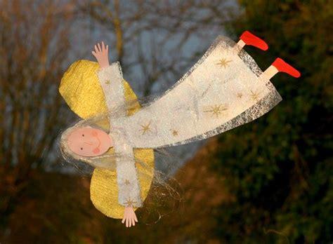 Ange De Noel à Fabriquer Bricolage Fabriquer Un Ange De No 235 L