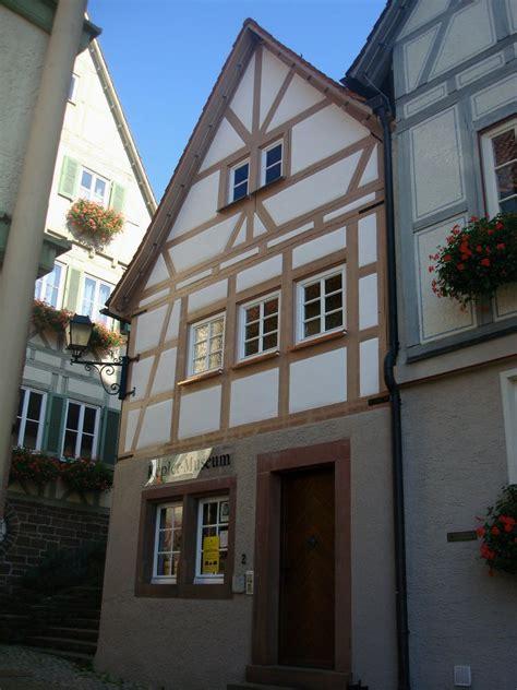 Weil Der Stadt, Das Keplerhaus, Hier Wurde 1571 Der Große