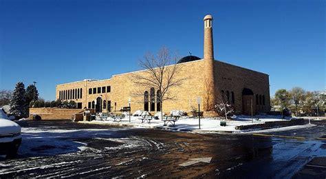 Vandalism At Colorado Muslim Society Mosque Before Morning