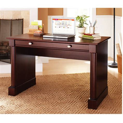 better homes and gardens desk better homes and gardens ashwood road writing desk cherry