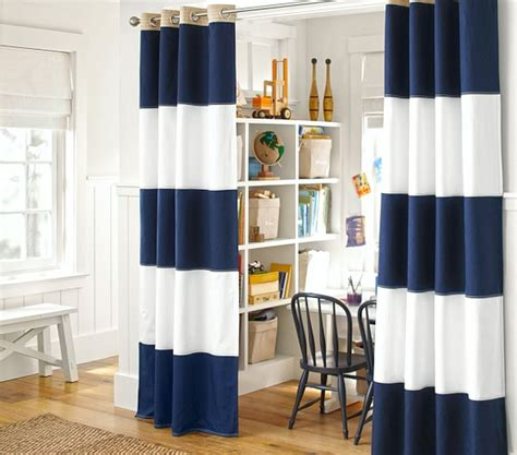 rugby blackout panel pottery barn