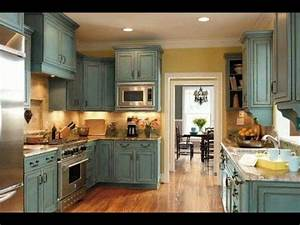 Chalk paint kitchen cabinets duck egg youtube for Best brand of paint for kitchen cabinets with katie daisy wall art