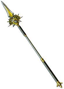 metal king spear dragon quest wiki