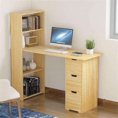 Desk Study Tier Computer Office Table Modern