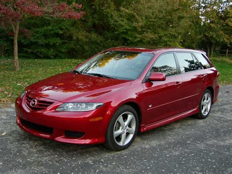 2006 Mazda 6 Wagon by 2006 Mazda6 Sport Wagon Road Test Carparts