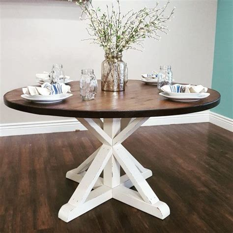 handmade kitchen table and chairs stunning handmade rustic farmhouse table by