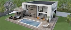 maison design moderne