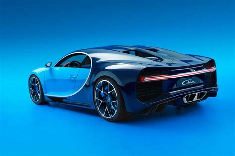 How Much Does The Chiron Cost?
